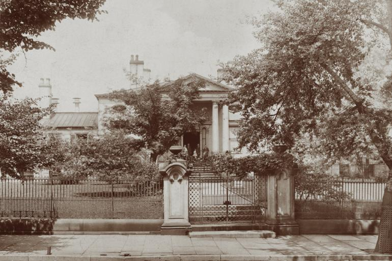 Built to Last: The Taft Historic House at 200 Photo #1