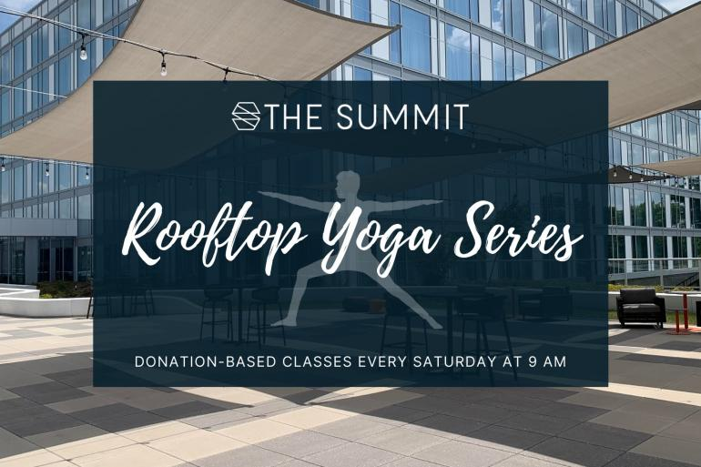 Rooftop Yoga at The Summit Hotel Photo #0