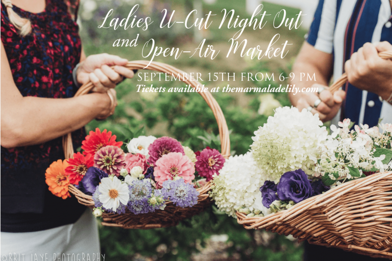Ladies' Night Out U-Cut Flowers and Open-Air Market! Photo #0