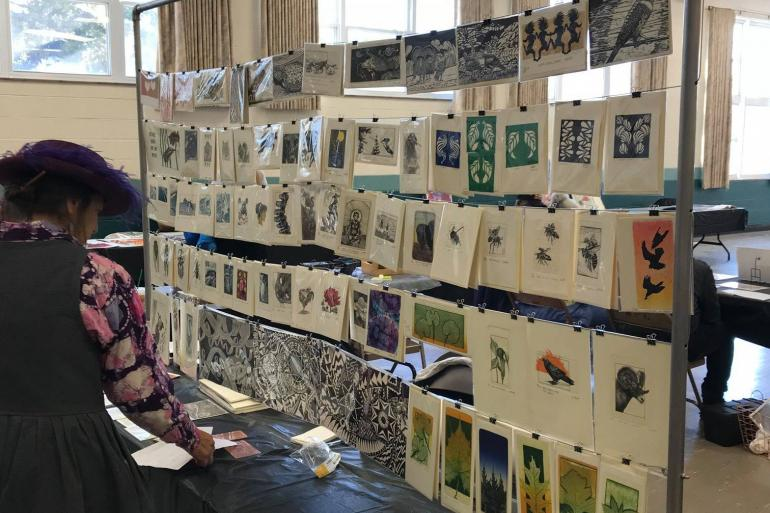 Local Ink/13th Printmakers Market Photo #1