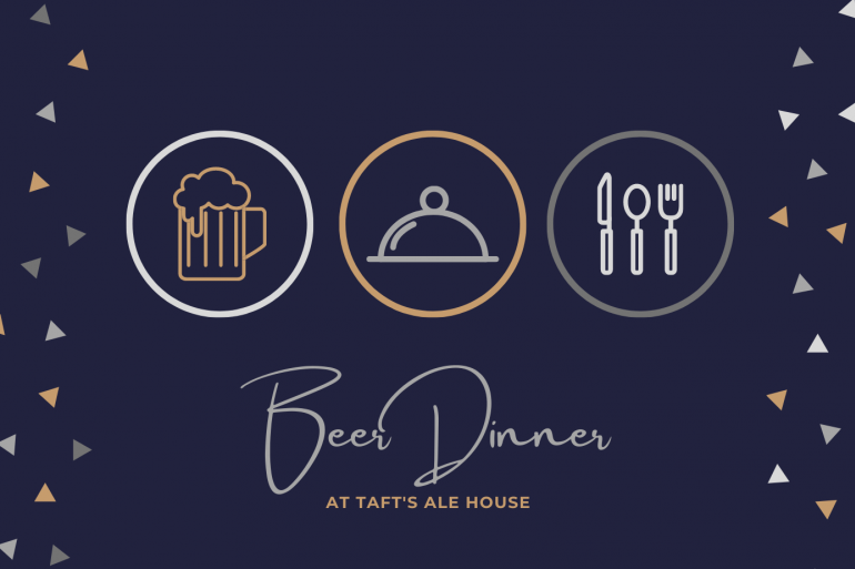 Beer Dinner at Taft's Ale House Photo #0