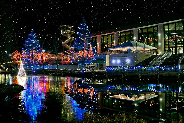 ChristmasTown at Creation Museum Photo #0