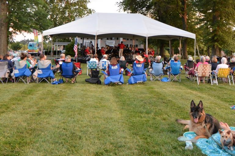 Kentucky Symphony Ochestra at Cottell Park Photo #0