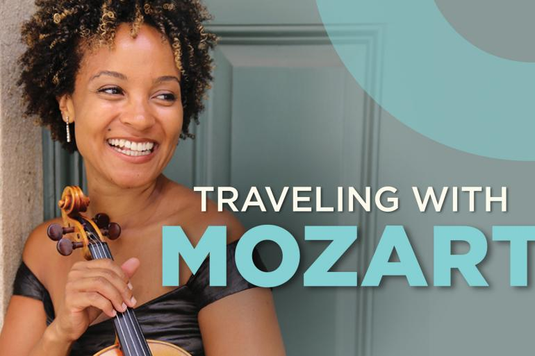 Traveling With Mozart at Music Hall Photo #0