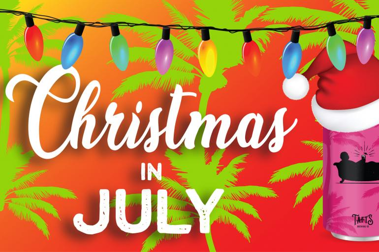 Christmas in July at Taft's Photo #0