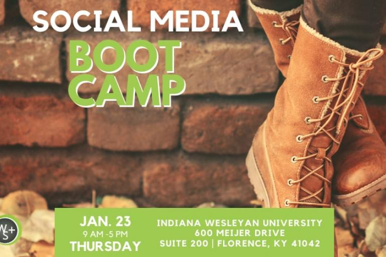 Social Media Management and Marketing Certification Boot Camp Class Photo #0