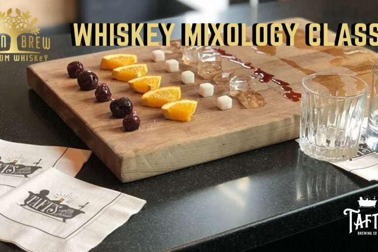Whiskey Mixology Class with Brain Brew Distillery Photo #0