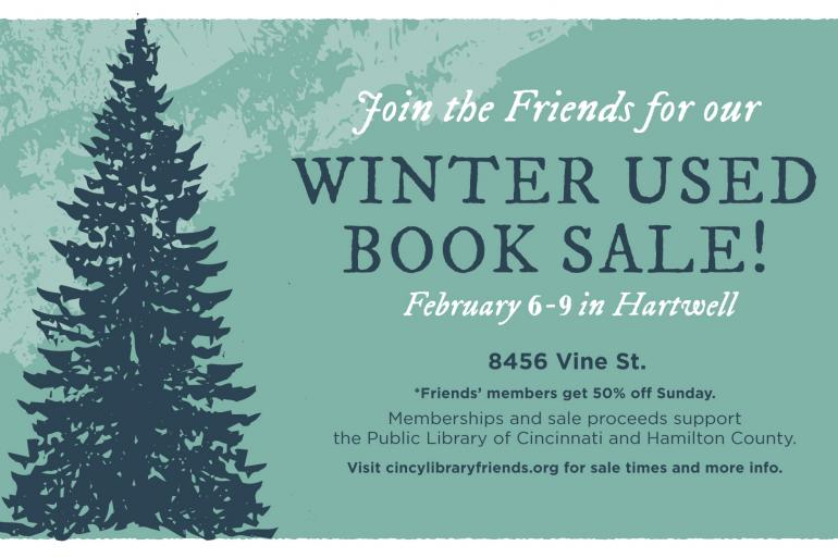 The Friends' Winter Used Book Sale Photo #0