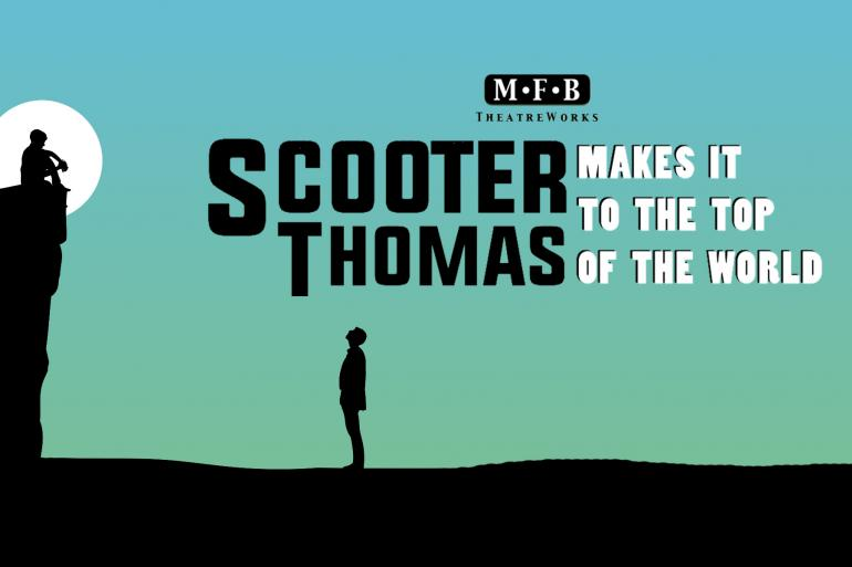 Scooter Thomas Makes It To The Top Of The World Photo #0