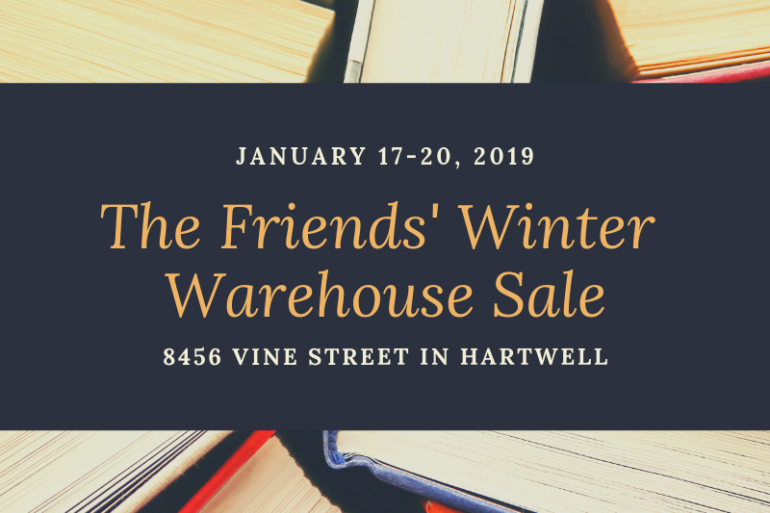 The Friends' Winter Warehouse Sale Photo #0