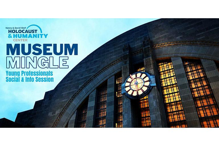Museum Mingle: Young Professionals Social & Information Session Photo #0