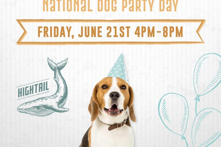 National Dog Party Day at Hightail Photo #0