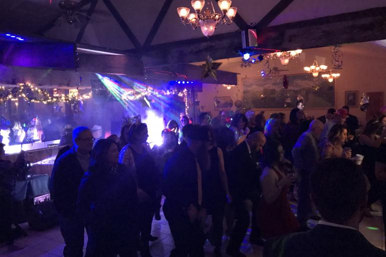 New Year's Eve Party at Vinoklet Winery Photo #3
