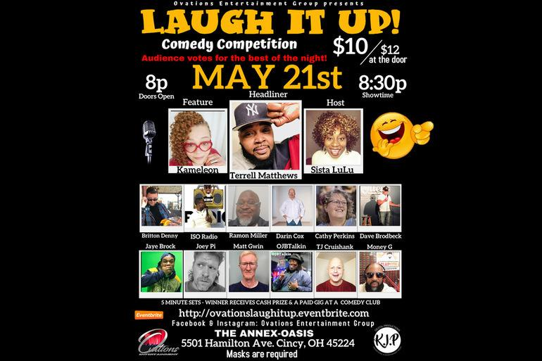 Laugh It Up! Comedy Competition Photo #0