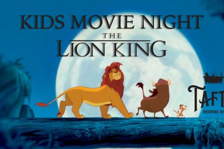 Kids Movie Night: Lion King Photo #0