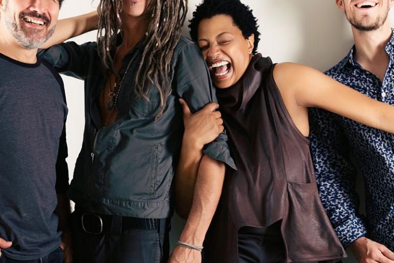 Lisa Fischer: Just a Kiss Away Photo #0