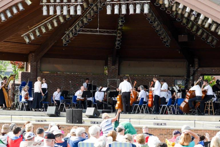 Blue Ash Montgomery Symphony Memorial Day Concert Photo #0