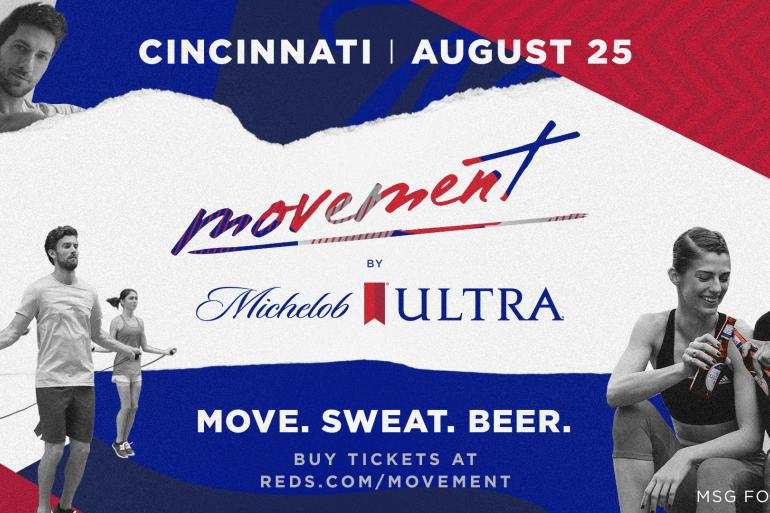MOVEMENT by Michelob ULTRA Photo #0