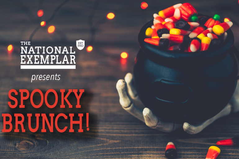 The National Exemplar presents Spooky Brunches  Photo #0