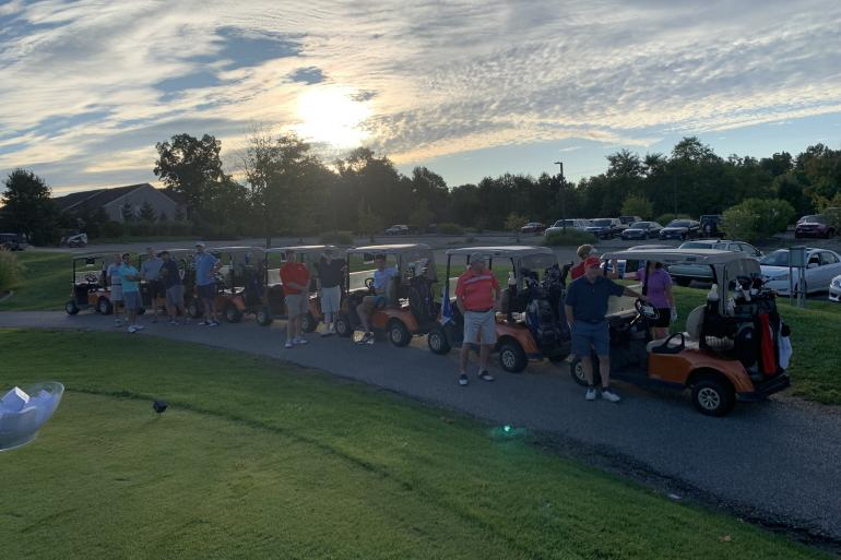 IKRON's 16th Annual Golf Outing Invitational Photo #0
