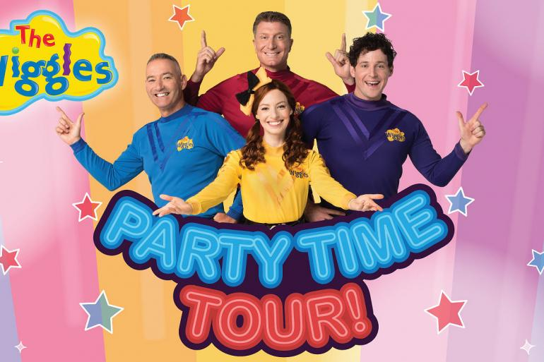 The Wiggles Party Time Tour! Photo #0