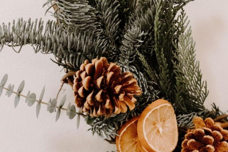 Winter Wreathmaking with Eve Floral Co. and Manitou Candle Co. Photo #0
