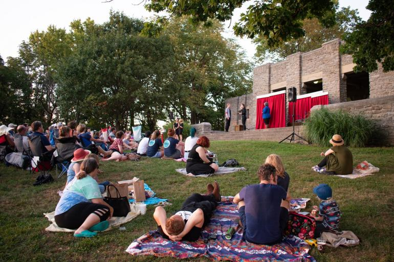 Free Shakespeare in the Park Photo #0