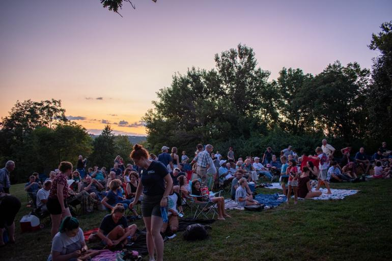 Free Shakespeare in the Park Photo #1