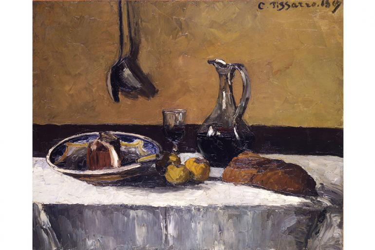 One Each: Still Lifes by Cézanne, Pissaro and Friends Photo #0