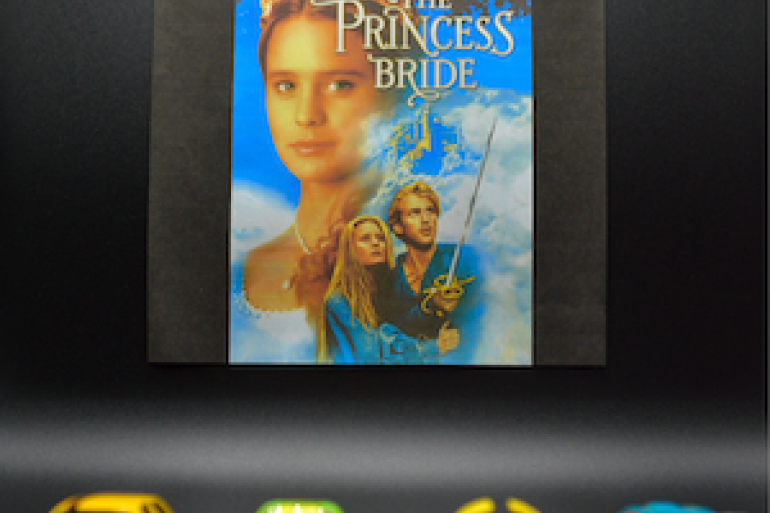 Carpool Cinema: The Princess Bride Photo #0