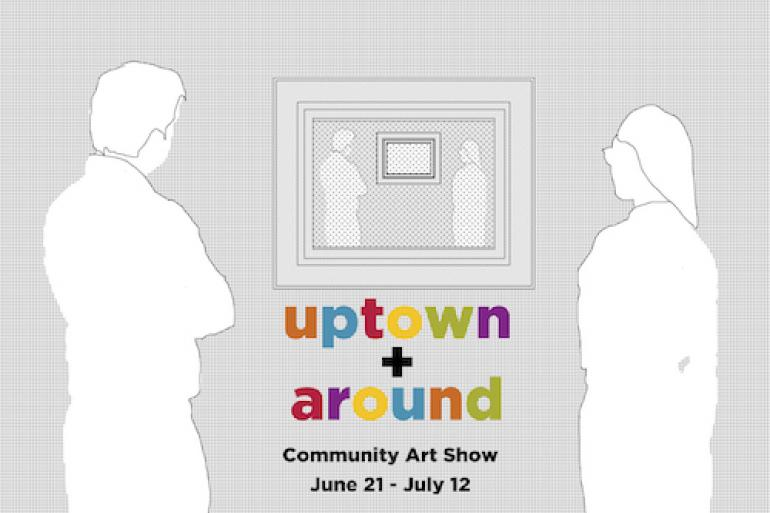 Uptown & Around Community Art Show Photo #0
