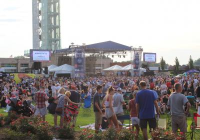 Blue Ash Summer Concert Series