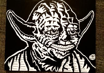 May the Fourth Be With You: An Art Tribute Show, Episode IV