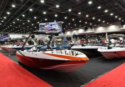 Ford 63rd Annual Cincinnati Travel, Sports & Boat Show