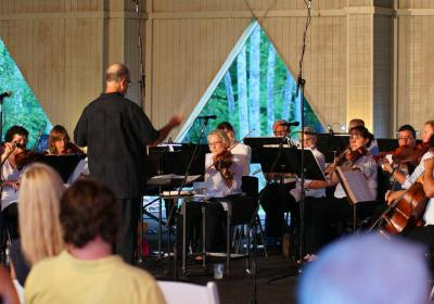Butler Philharmonic Orchestra at Pyramid Hill
