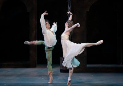 Romeo and Juliet, Cincinnati Ballet (photo: Peter Mueller)