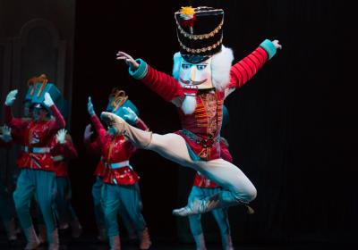 Frisch's Presents The Nutcracker