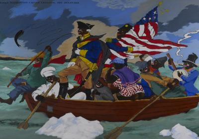 Robert Colescott Art and Race Matters