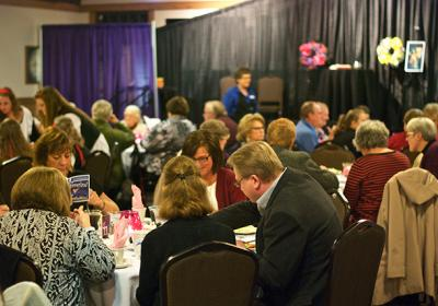 Great Parks Mystery Dinner Series