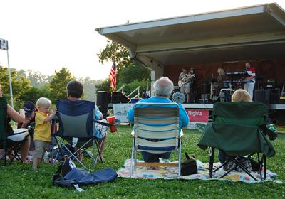 Summer Concerts in the Park: Sharon Woods