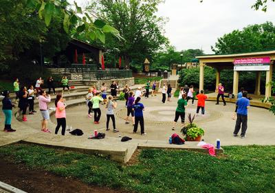 Outdoor Fitness & Yoga Series