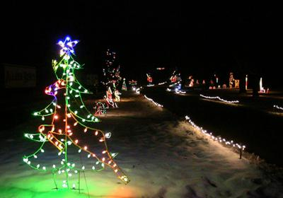 Walk the Lights at Holiday in Lights