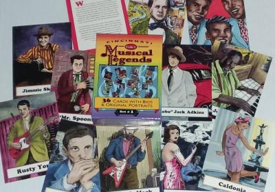 Cincinnati Musical Legends: Art from the First Deck