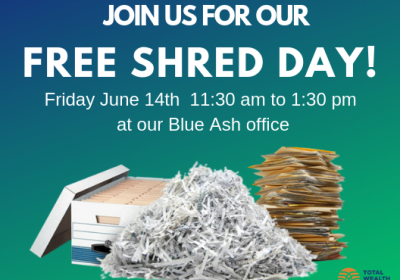 Shred Day 2019