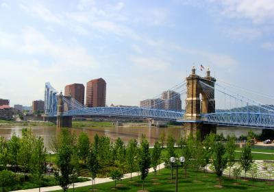 Roebling Suspension Bridge