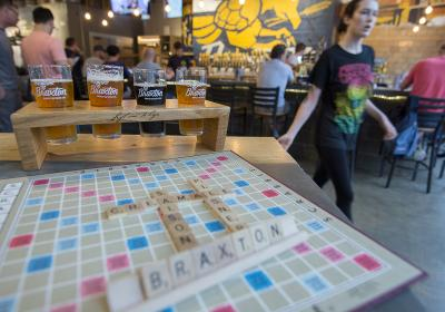 Braxton Brewing Company (photo: Wendy Pramik)