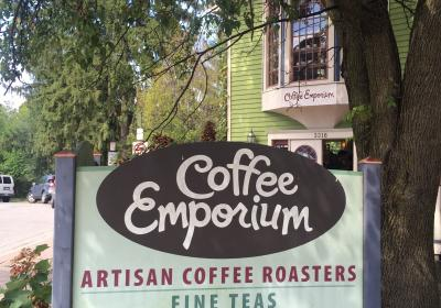 Coffee Emporium - Hyde Park (photo: Erin Woiteshek)