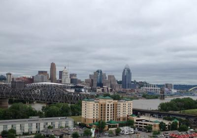 View from 360/Radisson Riverfront