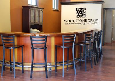 Woodstone Creek Winery and Distillery