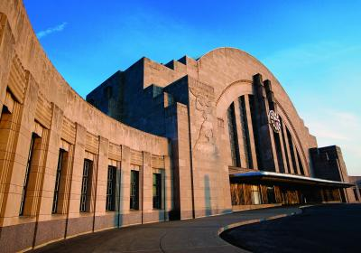 Cincinnati Museum Center at Union Terminal (photo: Robert Webber)